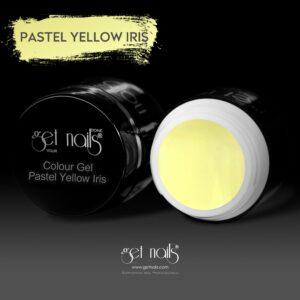 Colour Gel Pastel Yellow Iris 5g