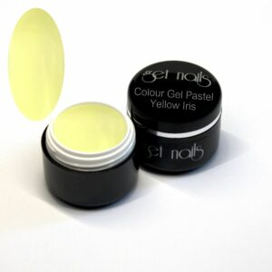 Colour Gel Pastel Yellow 5g