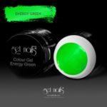 Colour Gel Energy Green 5g
