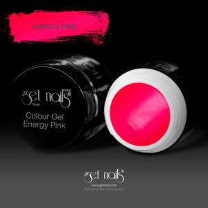 Colour Gel Energy Pink 5g