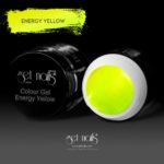 Colour Gel Energy Yellow 5g