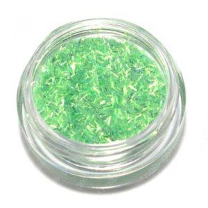 Flitter Neon Grün