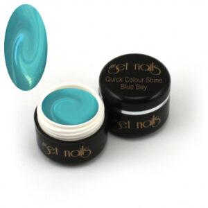 Colour gel Quick Colour Shine Blue Bay 5g
