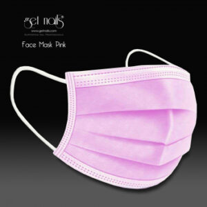 Mundschutz Pink, 10 Stück