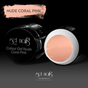 Colour Gel Nude Coral Pink 5g