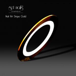 Nail Art Stripe Gold