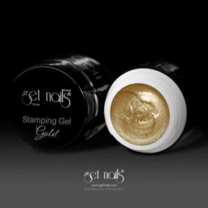 Stamping Gel Gold 5g