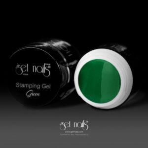 Stamping Gel Green 5g