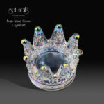Pinselhalter Crown Crystal AB