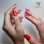 Classy Red Nails Bundle