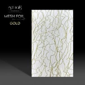 Mesh Foil Gold