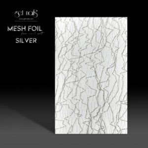Mesh Foil Silver