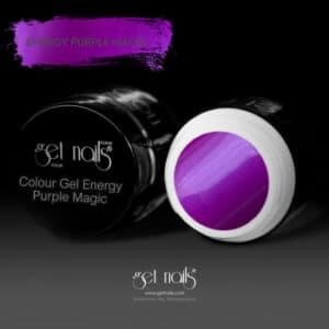 Colour Gel Energy Purple Magic 5g