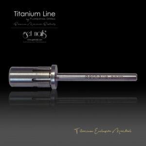 Titanium Exclusive Mandrel