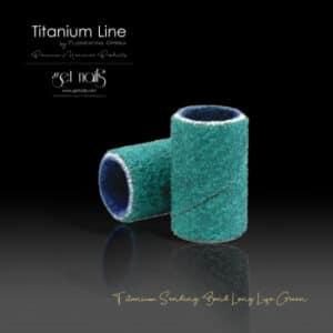 Titanium Sanding Band Long Life Green #180, 100 Stk.